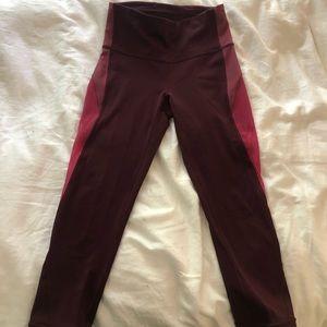 3/4 length lulu leggings